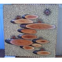 陈白秋原木艺术品——阳光印象