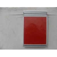 橱柜门最新材料晶钢门