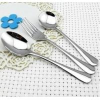 不锈钢餐具使用 不锈钢刀叉 西餐刀叉勺套装 西餐餐具