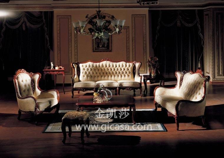 家具厂-实木家具厂-实木家具品牌-金凯莎欧式家具