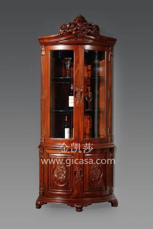 欧式餐桌图片-欧式酒柜图片-欧式家具-金凯莎欧式