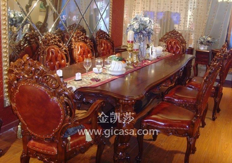 欧式书柜-欧式家具图片-欧式家具-金凯莎欧式家具
