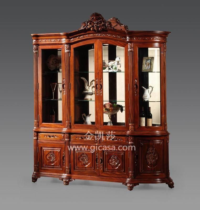 实木沙发最新图片-欧式家具--金凯莎欧式家具