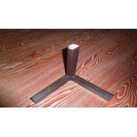 贴实木皮PVC膜皮革等高档展柜用包覆铝材