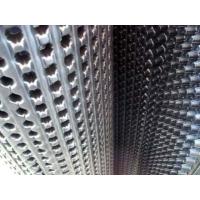 供应垃圾填埋场防渗土工膜短丝土工布塑料排水板