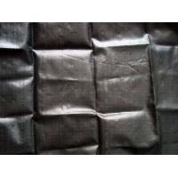供应糙面土工膜塑料排水板编织土工布