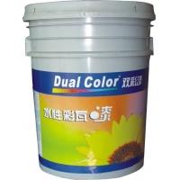 雙彩漆-水性彩瓦漆