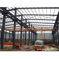 供应彩钢、钢结构、C型钢、承接彩钢冷库工程等