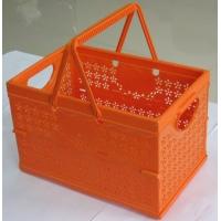 时尚1+1折叠篮