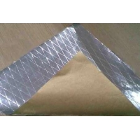 夹筋铝箔  铝箔纸  建筑工业铝箔纸