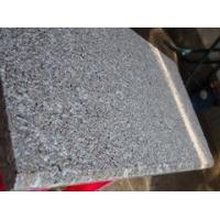 漳浦红花岗岩,G648楼梯,室外工程用,捶打表面+长边磨光