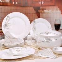 高档餐具批发订制,陶瓷餐具套装,陶瓷餐具生产厂家及公司