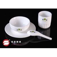 强化瓷消毒餐具