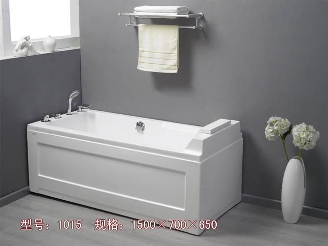 太和洁具-浴缸1015