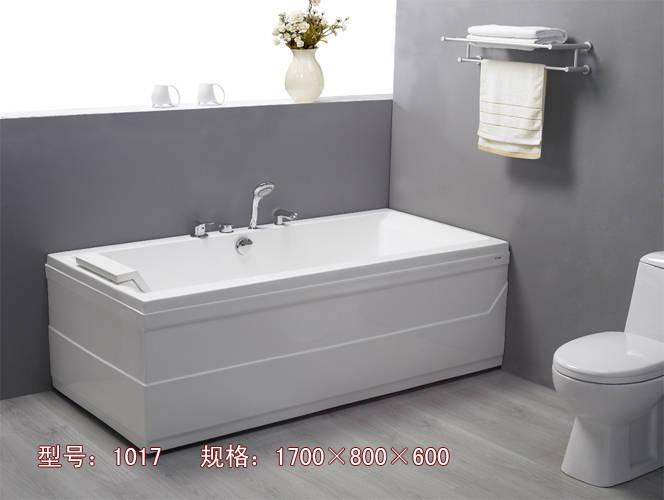 太和洁具-浴缸1017