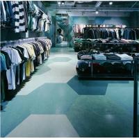 纯进口法国洁福塑胶地板总经销-武汉塑胶地板-环保