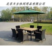 柚木桌椅 防腐柚木桌椅 户外桌椅