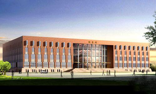 西安培华学院-图书馆