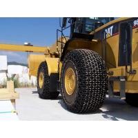 天津裝載機 采礦機 輪胎保護鏈