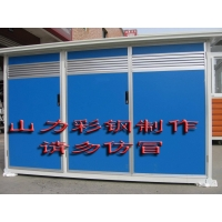 街道设备柜,工具柜、移动储物柜、成品房屋