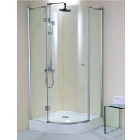 半弧形淋浴房