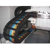 供应25X77塑料穿线拖链,钢制穿线保护链