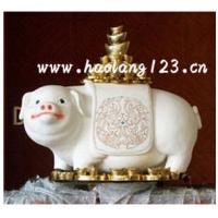 泡沫雕塑苯板雕塑—福猪