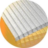 南京赛宁阳光板-二层中空板-晶亮中空板