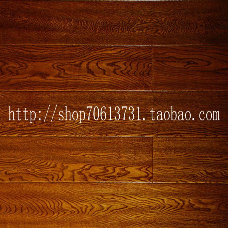 吉林森工地板 金桥地板 三层实木地板