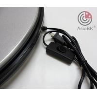 厂家直销用途广泛、直径45CM电动转盘、广告旋转盘