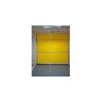 PVC快卷门、卷门、快卷门、自动卷帘门、自动卷门、上海快速门