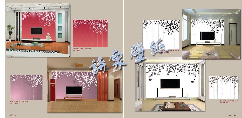 壁画书架 欧式3d