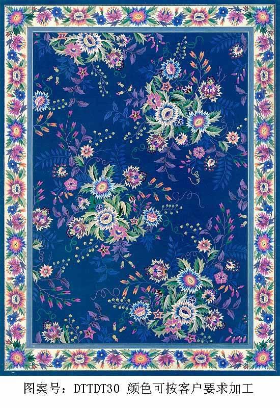 手工地毯|河北海马地毯