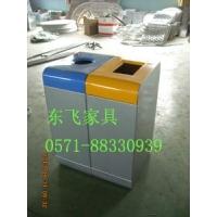 东飞新款不锈钢垃圾桶