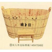 南京沐浴桶-双人单边标准桶