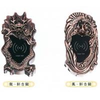 南京桑拿锁-龙凤红古铜锁