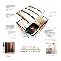 南京蒸汽房体-蒸汽房结构