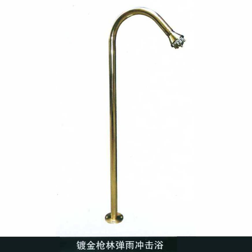 南京SPA水疗设备-镀金枪林弹雨冲击浴