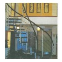 欣海蓝楼梯系列六