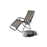 折叠躺椅/沙滩躺椅/户外躺椅/休闲椅