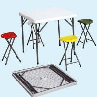 折叠桌椅/休闲桌椅/野餐桌椅/酒店桌椅/宣传桌椅