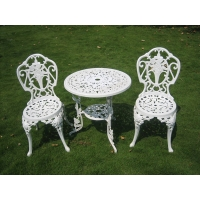 野餐桌椅/铸铝桌椅/休闲桌椅/户外桌椅