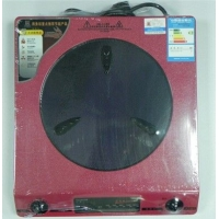 天禾高频灶C18-220D(珠光红 2级能效 不锈钢壳)