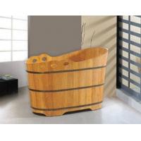 优质进口橡木 木桶浴缸