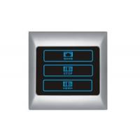 电动窗帘控制面板