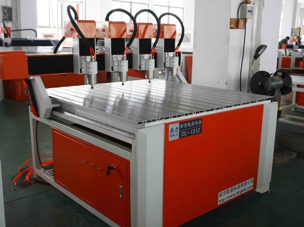 供应鼎力1212工艺品初级加工雕刻机