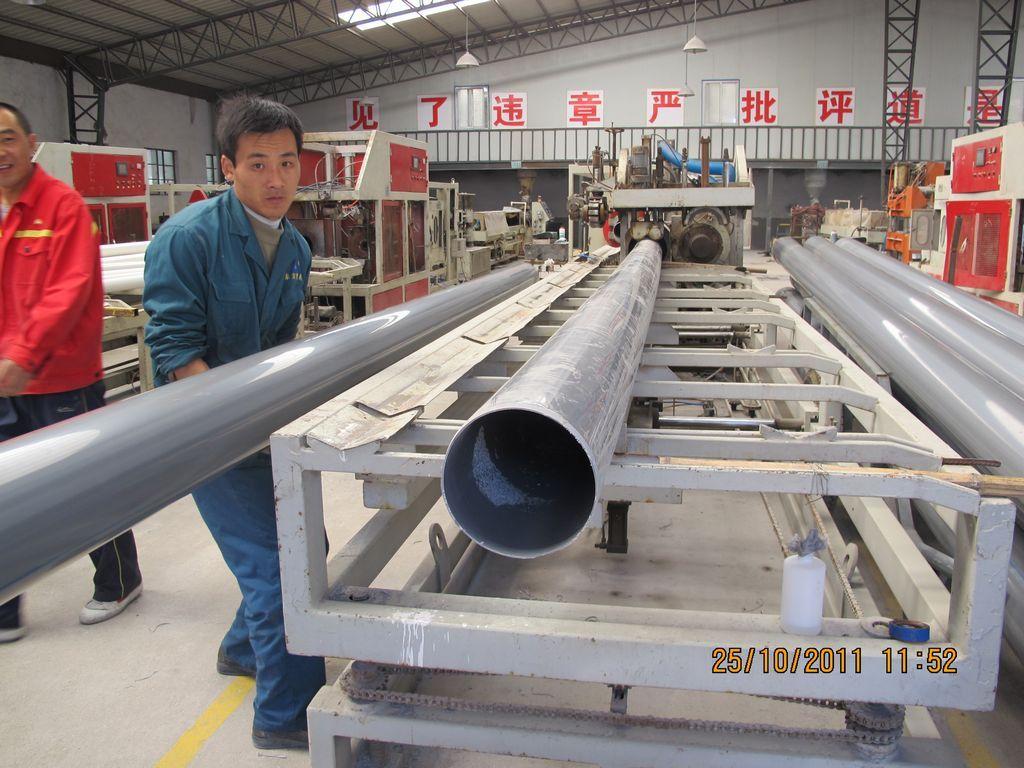 南濮阳厂家直销PVC M高抗冲给水管
