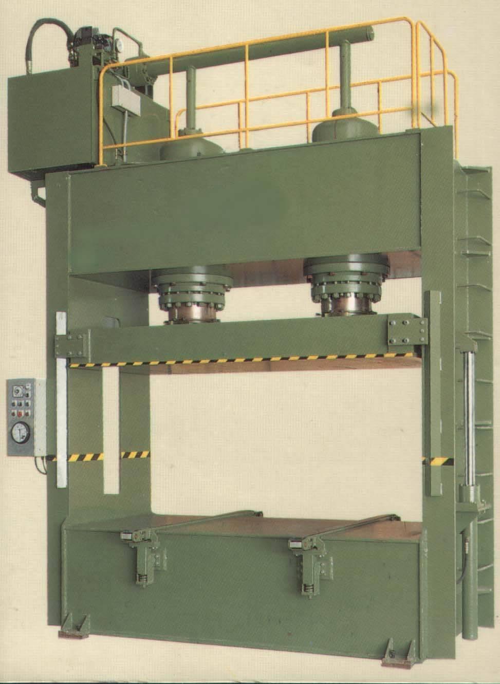 京华液压供应龙门式液压机