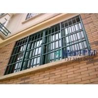 供应彩色 锌钢 复合 免焊接防盗窗