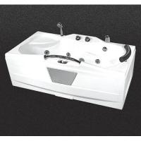亚陶洁具-浴缸系列YF-2022冲浪浴缸
